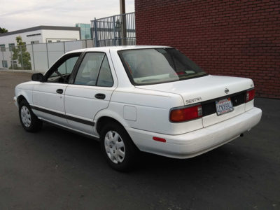1992 Nissan Sentra - Car For Sale